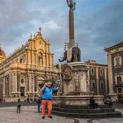 Carmelo in piazza Duomo